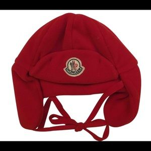 BABY MONCLER HAT